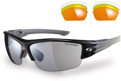 Image of Sunwise Evenlode Sunglasses With 4 Sets Of Lenses