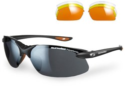 Image of Sunwise Windrush Sunglasses With 4 Interchangeable Lenses