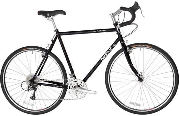 Image of Surly Long Haul Trucker 700c 10 Speed 2016 Touring Bike