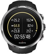 Image of Suunto Spartan Sport Black GPS Touch Screen Multi Sport Watch