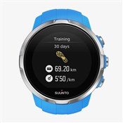Image of Suunto Spartan Sport Blue GPS Touch Screen Multi Sport Watch