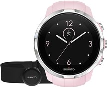 Image of Suunto Spartan Sport Sakura (HR) Heart Rate and GPS Touch Screen Multi Sport Watch