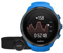 Image of Suunto Spartan Sport Wrist (HR) Heart Rate Multisport Watch and Smart Sensor Belt