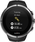 Image of Suunto Spartan Ultra Black GPS Touch Screen Multi Sport Watch