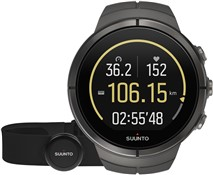 Image of Suunto Spartan Ultra Stealth Titanium (HR) Heart Rate and GPS Smart Watch