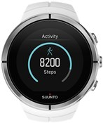 Image of Suunto Spartan Ultra White GPS Touch Screen Multi Sport Watch