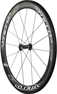 Syncros RR1.0 55mm Carbon Clincher Road Wheels