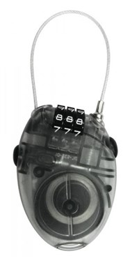 Image of System EX Cafe Race Combination Cable Lock