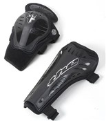 Image of THE Industries F-1 Storm Knee and Shin Guard Slip Fit