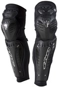 THE Industries F-1 Storm Knee and Shin Guard Socks Fit
