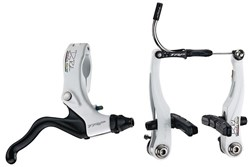 Image of TRP Donnie Robinson Mag BMX V-Brake/Lever Set