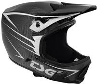 Image of TSG Advance Carbon Full Face MTB Cycling Helmet