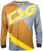 Image of TSG Hunter DH Long Sleeve Cycling Jersey