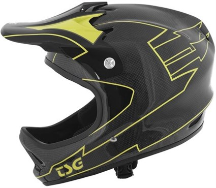 Image of TSG Staten Carbon Full Face MTB Helmet