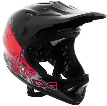 Image of TSG Staten Full Face MTB Helmet
