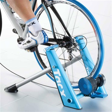 Image of Tacx Blue Matic Folding Magnetic Trainer T2650