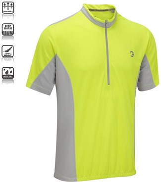 Image of Tenn Cool Flo Breathable Short Sleeve Cycling Jersey SS16