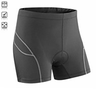 Image of Tenn Ladies Deluxe Padded Boxer Shorts Cycling Undershorts SS16