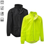 Image of Tenn Unite Waterproof Cycling Jacket + LED Zipper Light SS16
