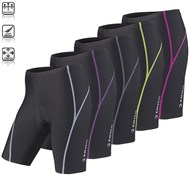 Image of Tenn Viper 8 Panel Professional Womens Cycling Shorts SS16