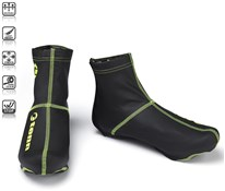 Image of Tenn Waterproof PU Cycling Overshoes SS16