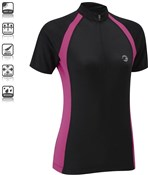 Image of Tenn Womens Sprint Short Sleeve Cycling Jersey SS16