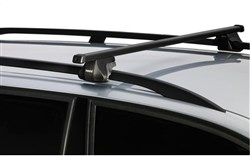 Image of Thule 784 Smart Rack With 118 cm Roof Bars