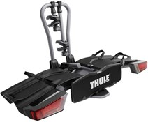 Image of Thule 931 EasyFold 2 Bike Towball Carrier with AcuTight Torque Knobs 13 Pin