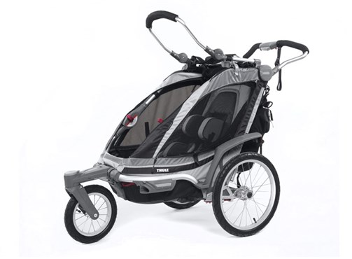 Thule Chariot Chinook 1 Child Carrier U.K. Certified - Single