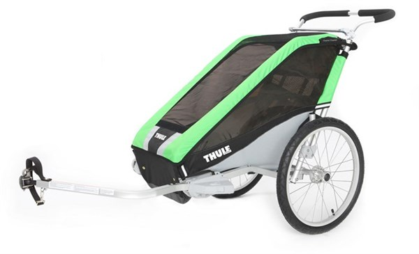 Image of Thule Cheetah 1 Child Carrier U.K. Certified Inc.Cycle Kit - Single