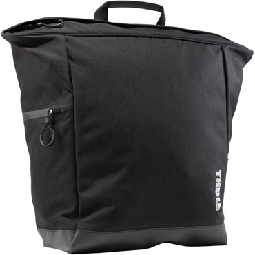Image of Thule Pack n Pedal Shopping Tote Pannier - Black