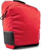 Image of Thule Pack n Pedal Shopping Tote Pannier - Red