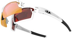 Image of Tifosi Eyewear Pro Escalate Full and Half Interchangeable Clarion Sunglasses