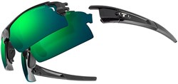 Image of Tifosi Eyewear Pro Escalate Half and Shield Clarion Sunglasses