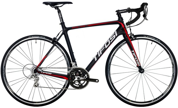 Tifosi Scalare 1.1 Carbon Tiagra 2016 Road Bike