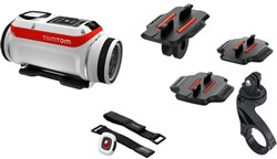 Image of TomTom Bandit Camera -  Bike Edition Kit