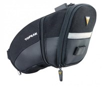 Image of Topeak Aero Wedge Quick Clip Saddle Bag - Large