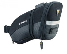Image of Topeak Aero Wedge Quick Clip Saddle Bag - Medium