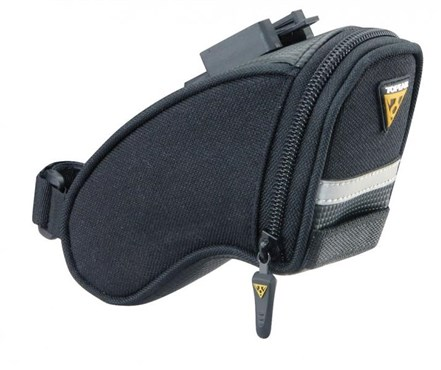 Image of Topeak Aero Wedge Quick Clip Saddle Bag - Micro