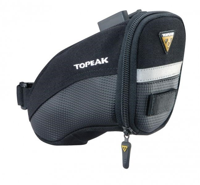Topeak Aero Wedge Quick Clip Saddle Bag - Small