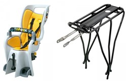 Image of Topeak BabySeat II & BabySeat II Rack - Not Disc
