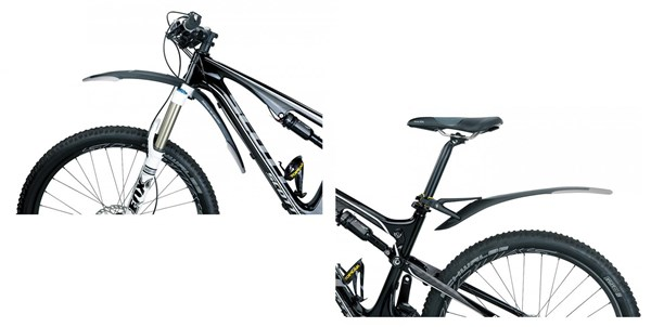 Image of Topeak DeFender M1/XC11 29er Mudguard Set