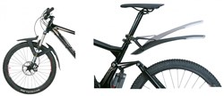 "Image of Topeak DeFender XC1/XC11 26"" Mudguard Set"
