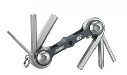 Image of Topeak Mini 6 - Longer version Multi Tool