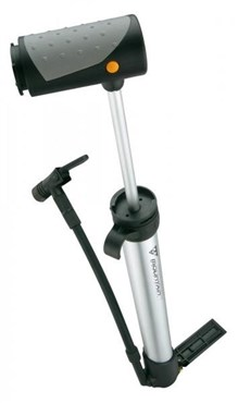 Image of Topeak Mountain Morph Mini Hand Pump With Foot Support