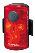 Image of Topeak Redlite Mini USB Rear Light