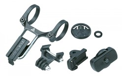 Image of Topeak Ridecase Centre Mount With Sports Camera & Gear Adapters