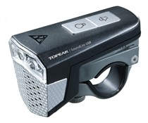Image of Topeak SoundLite USB Rechargeable Front Light