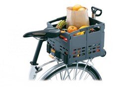 Image of Topeak TrolleyTote Folding MTX Rear Basket