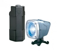 Image of Topeak Whitelite Mega 10w Rechargeable Front Light